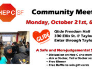End Hep C SF Community Meeting